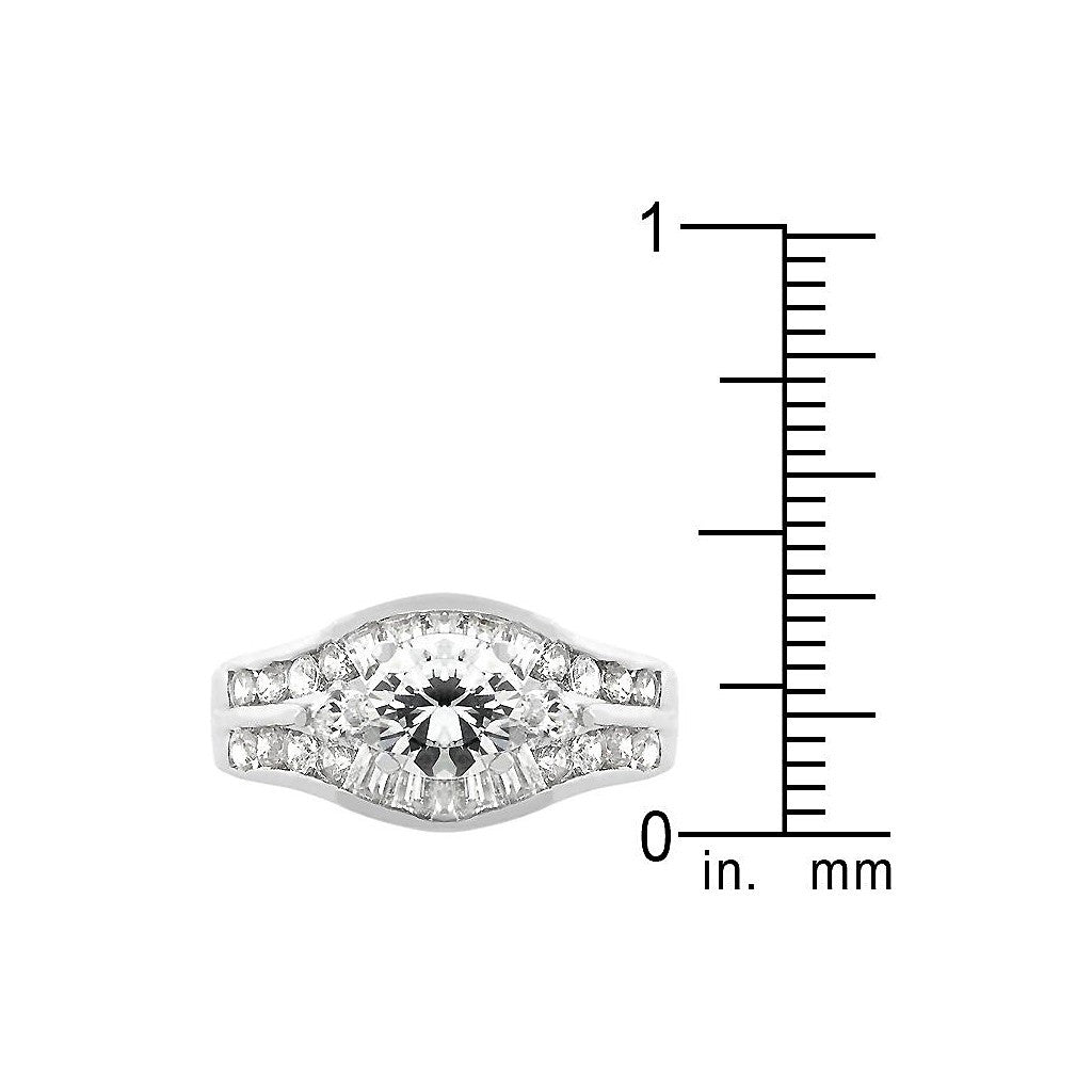 Occasion Ring - Similar to Cartier - Maison du Roi - 3