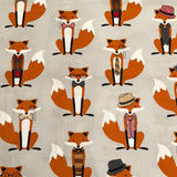 Face Mask: Mr Fox Series