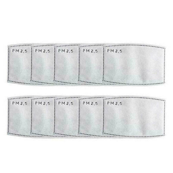 Face Mask: PM2.5 Filters (10pk)