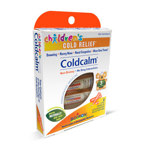 Boiron Children's Cold Calm Pellets (2 MDT)
