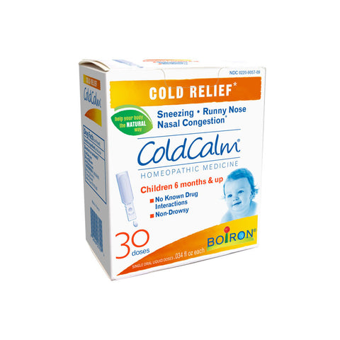 Boiron ColdCalm Liquid dose - 30ct