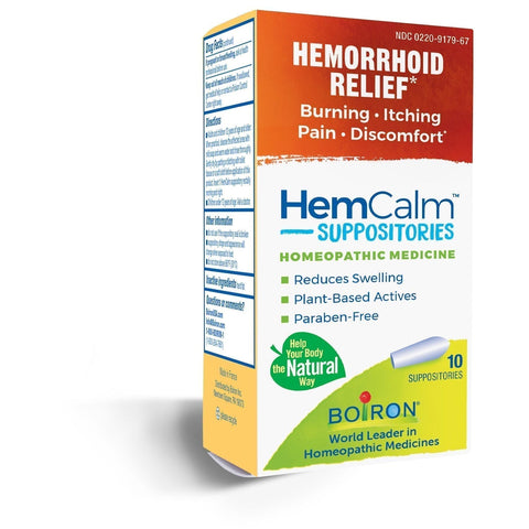 Boiron HemCalm™ Suppositories