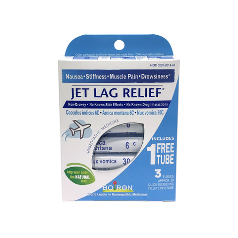 Jet Lag Relief Care pack - buy 2 get 1 free