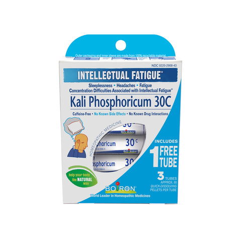 Kali Phosphoricum 30C - Buy 2 Get 1 Free Pack