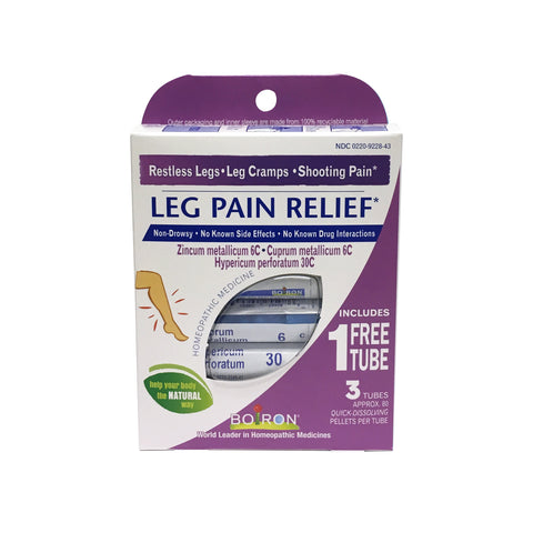 Leg Pain Relief Care Pack - buy 2 get 1 free