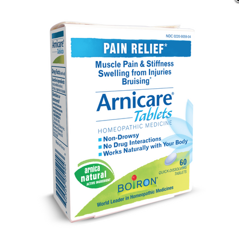 Boiron Arnicare Tablets (60 count)