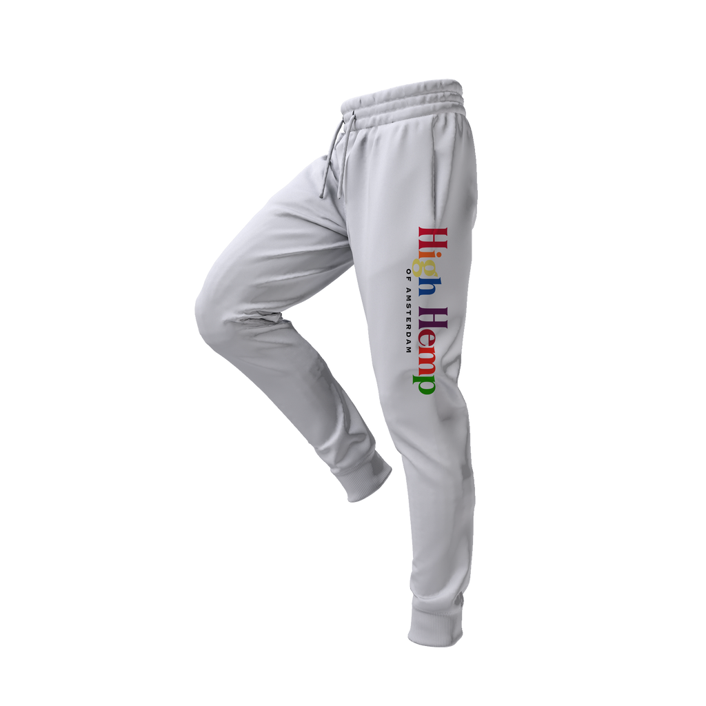 Technicolor Sweatpants - High Hemp Herbal Wraps