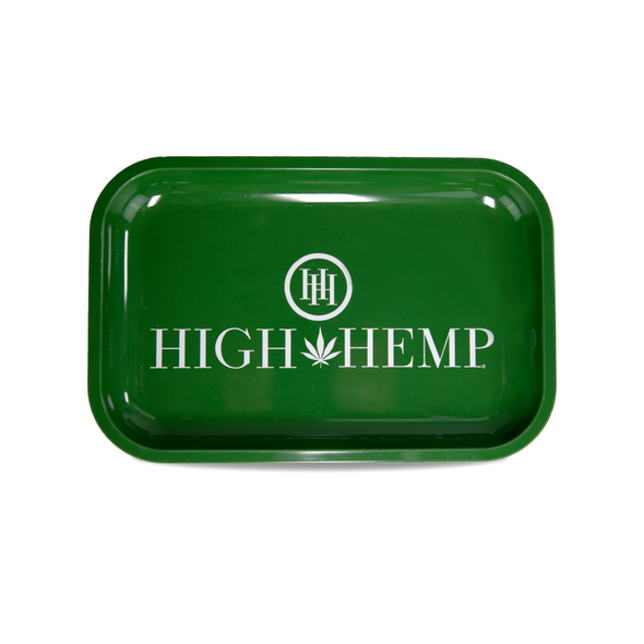 High Hemp Rolling Tray