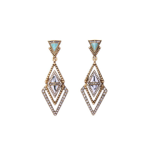 Brynn Chandelier Earrings