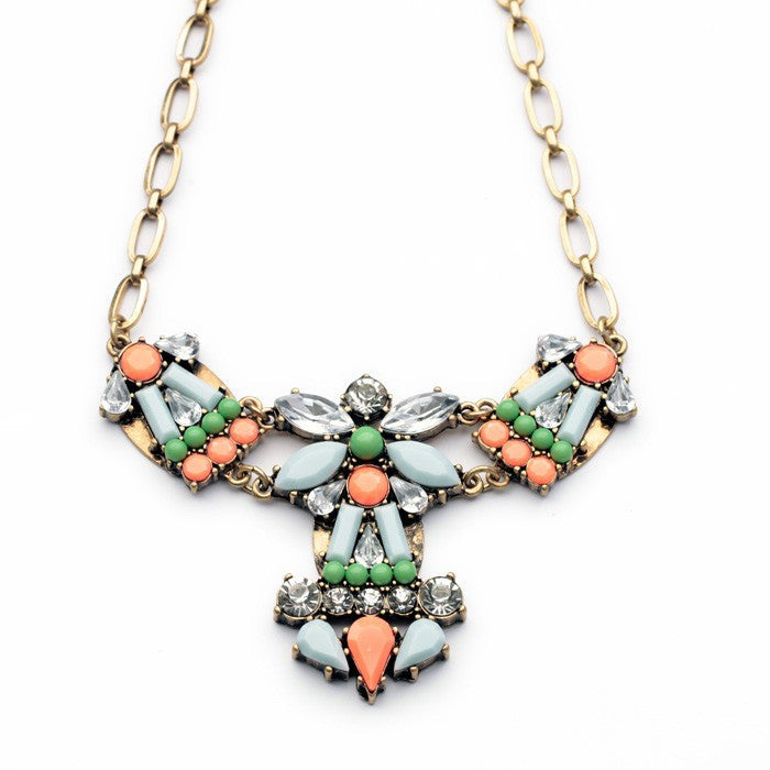 Harlow Multicolored Necklace