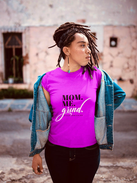 The Mommy Grind Signature Tee