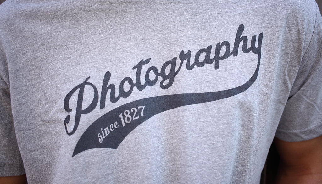 TogTees Photography Since 1827 T-Shirt for Photographers