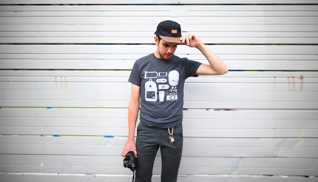 TogTees x StreetsDept Collab Tee - Tshirts for Photographers