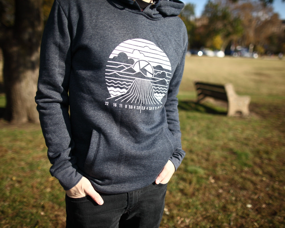 TogTees Aperture Adventure Hoodie Gift for Photographers