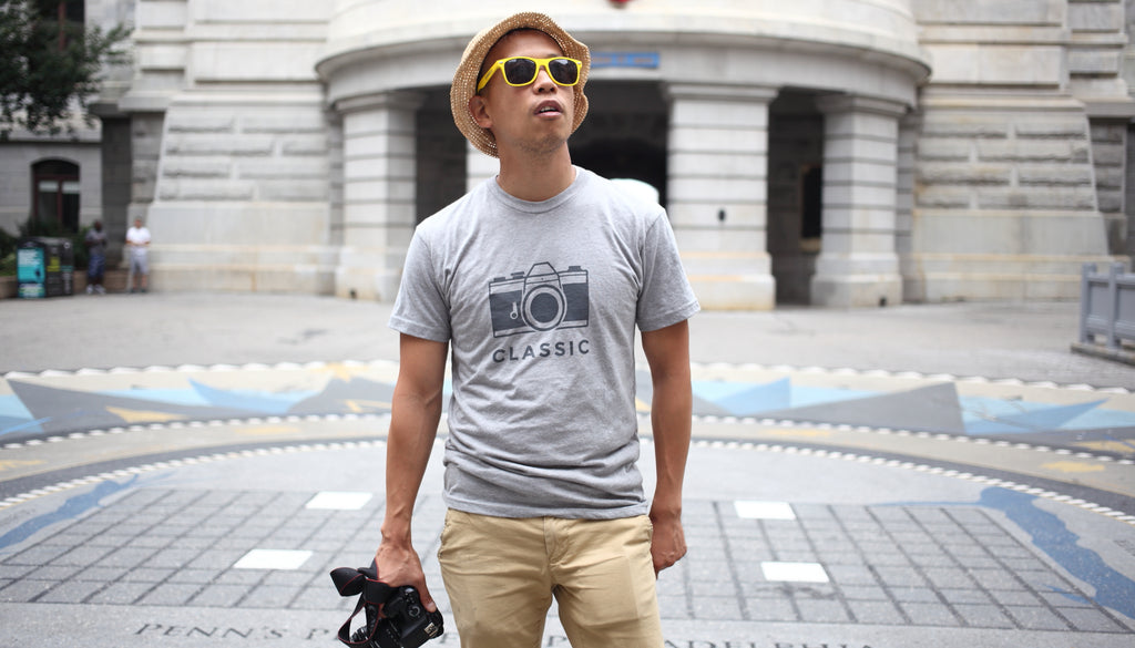 @urphillypal in his Classic Tee from @TogTees