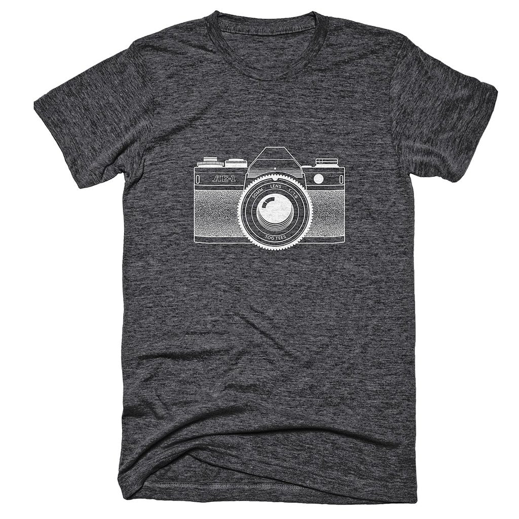 TogTees AE-1 Camera Photography Tee
