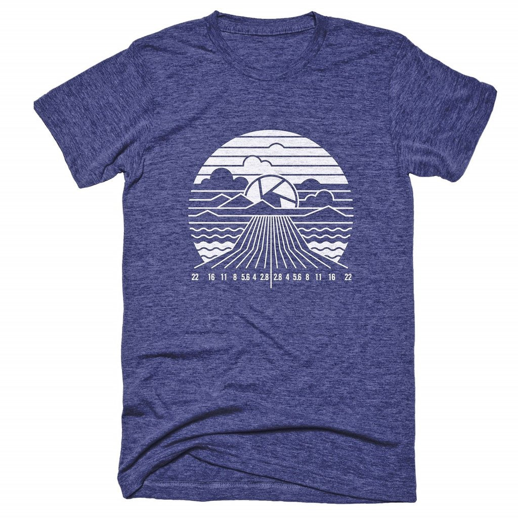 TogTees Aperture Adventure Photographer Tee