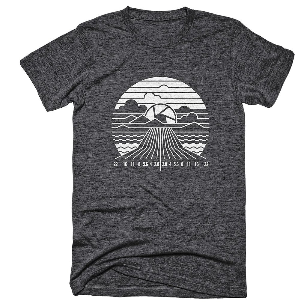 Aperture Adventure Tee - Gift for Photographers