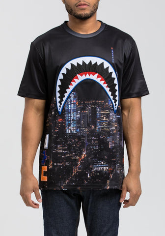 Hudson SharkMouth SS Shirt