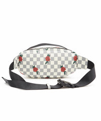 Reason Checker Rose Fanny Pack