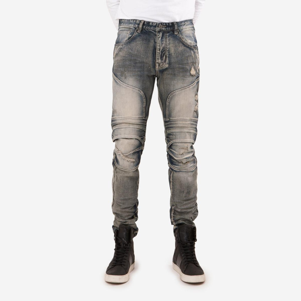 Smoke Rise Slim Clean Jeans