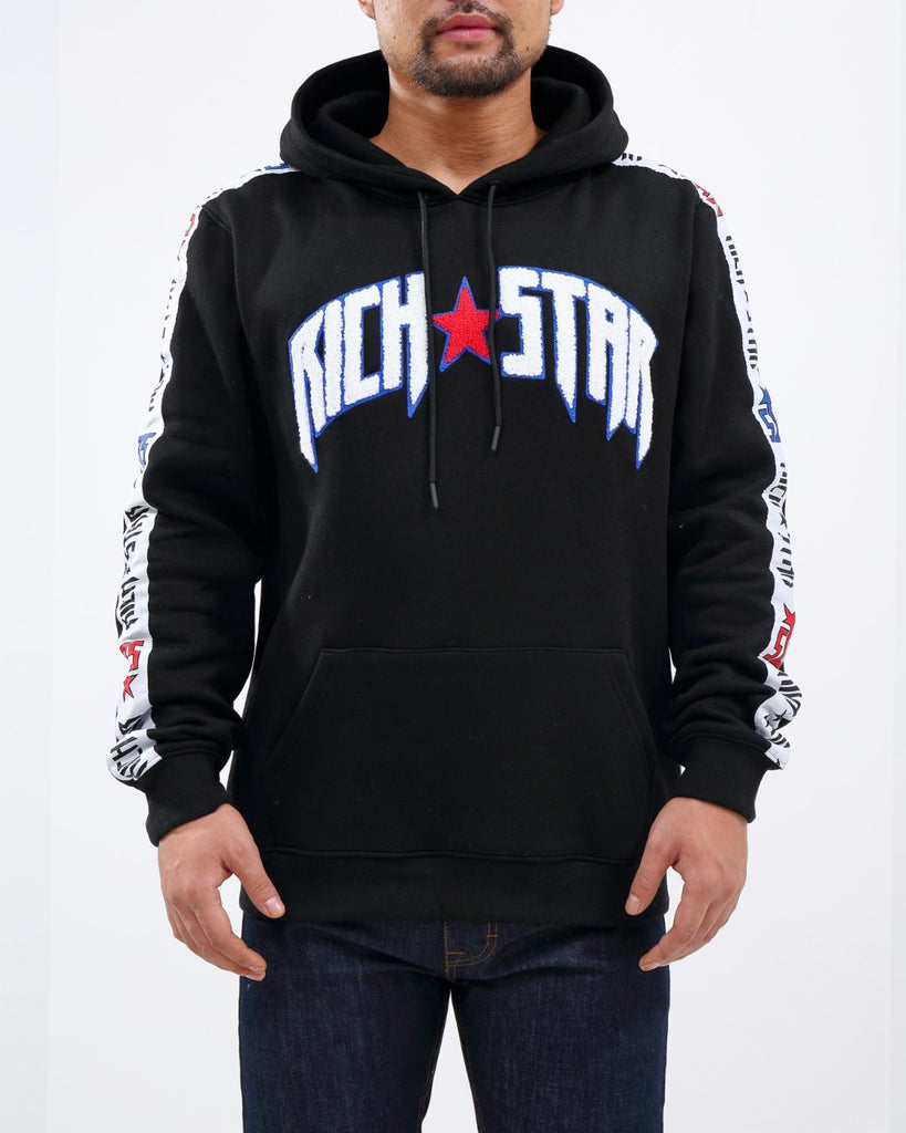 Rich Star Full Tape PO Hoodie