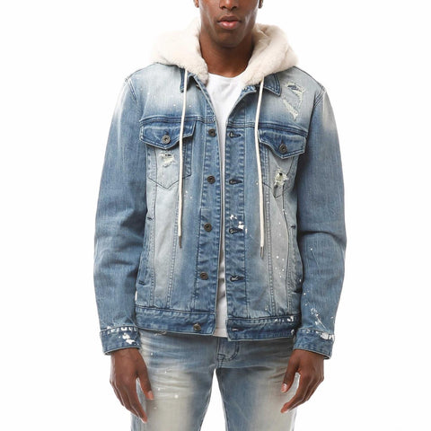 Smoke Rise Denim Jacket