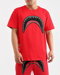 Hudson Lux Shark Mouth Shirt (Red)