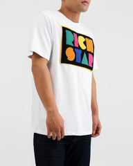 Rich Star Block Letters Tee
