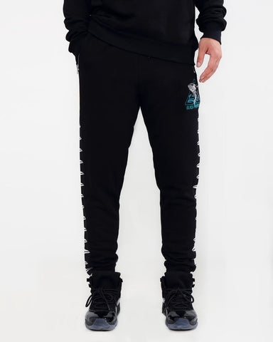 Black Pyramid Cyber Shark Pants