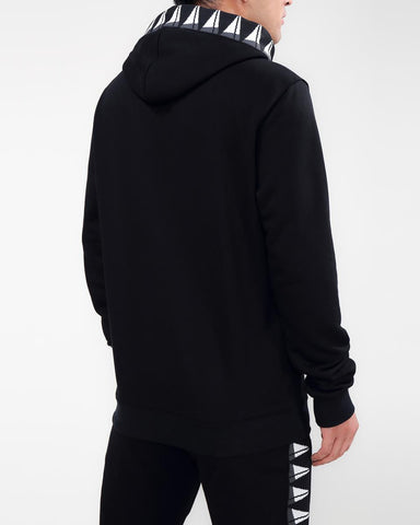 Black Pyramid Cyber Shark Hoody