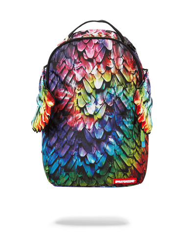 Sprayground TIE DYE WINGS BACKPACK