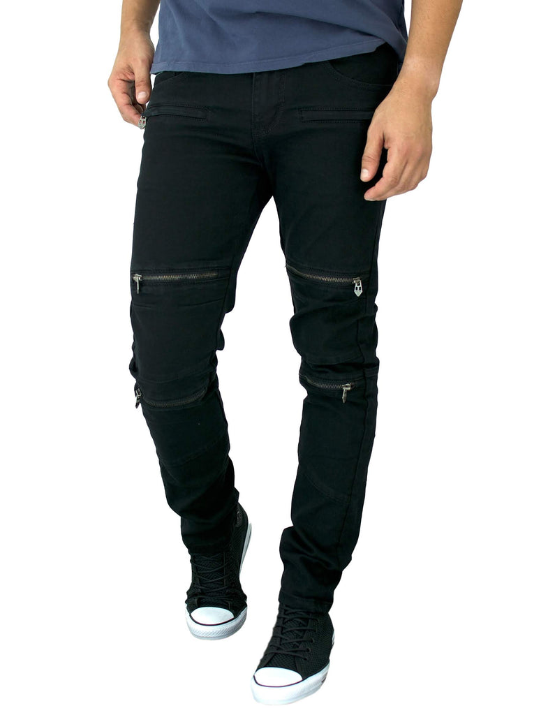 Etzo Premium Denim (Jet Black)