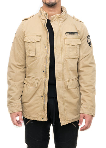 Vintage Field Patch Jacket