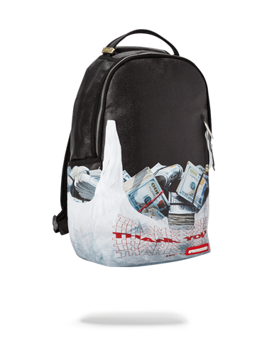 Sprayground Bodega Bag Roll Backpack