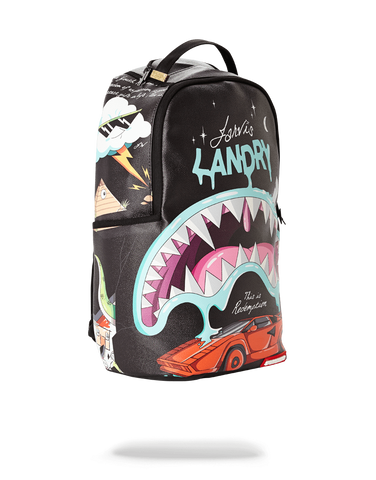 Sprayground Jarvis Mayhem Shark Backpack