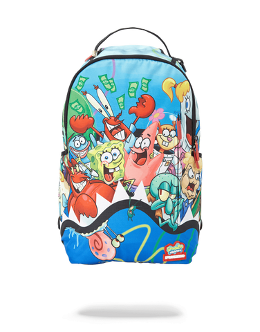 Sprayground SPONGEBOB SHARK SQUAD BACKPACK
