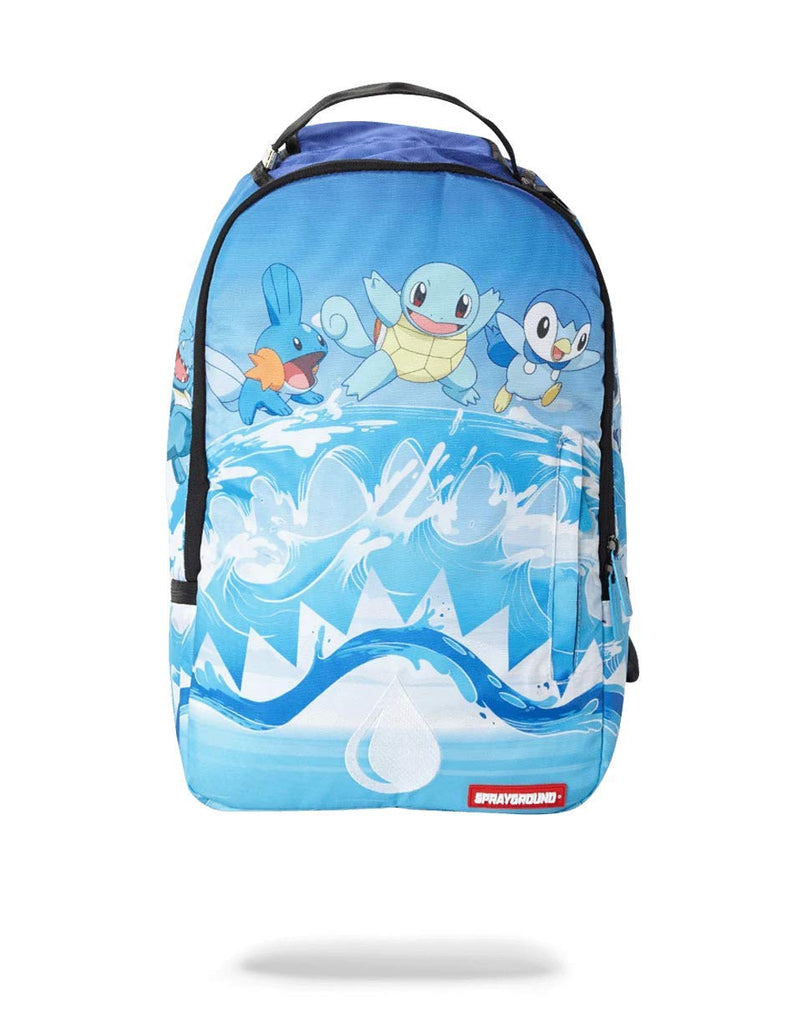 Sprayground Squirtle Water Shark Backpack