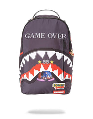 Sprayground Sonic Game Over Shark Backpack