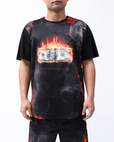 Hudson Money to Burn Shirt