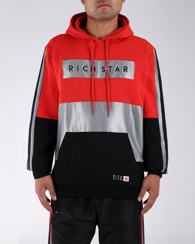Rich Star Sporty ColorBlock Hoodie