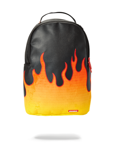 Sprayground Cream Fire Backpack