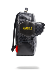 Sprayground Marcelo Soccer King Wings Backpack