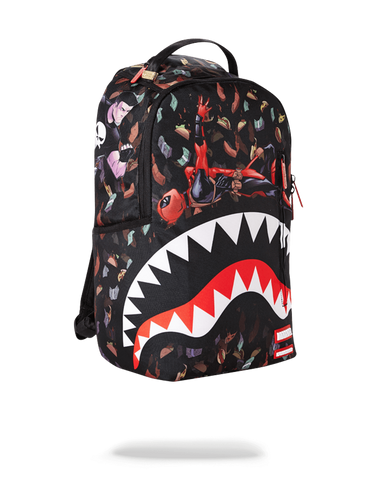 Sprayground DEADPOOL TACO$ RAIN SHARK BACKPACK