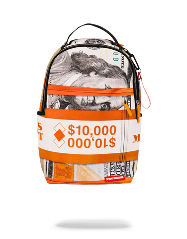 Sprayground Jacquees Money Bands Backpack