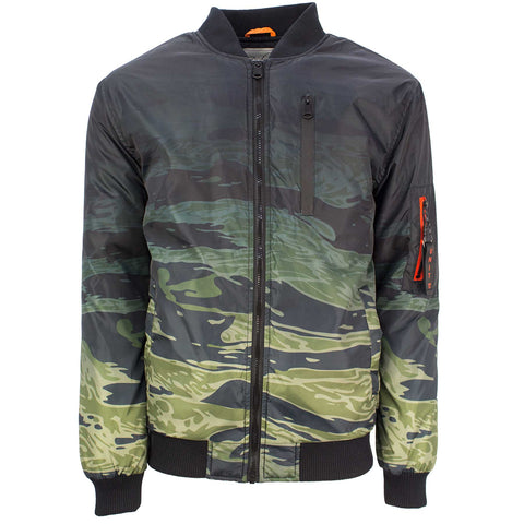 SoulStar Flight Camo Jacket