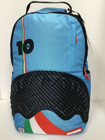 Sprayground Jake Paul Lamborghini Shark Backpack