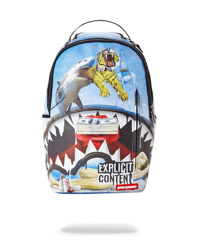 Sprayground Salvador Sharky Backpack