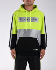 Rich Star Sporty Color Block Hoodie