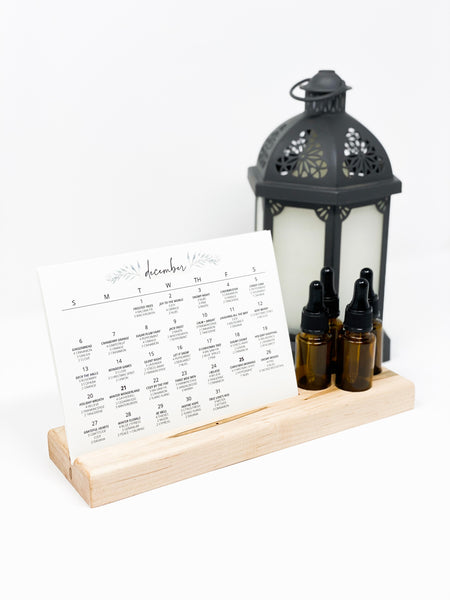365 Diffuser Blends Desk Calendar